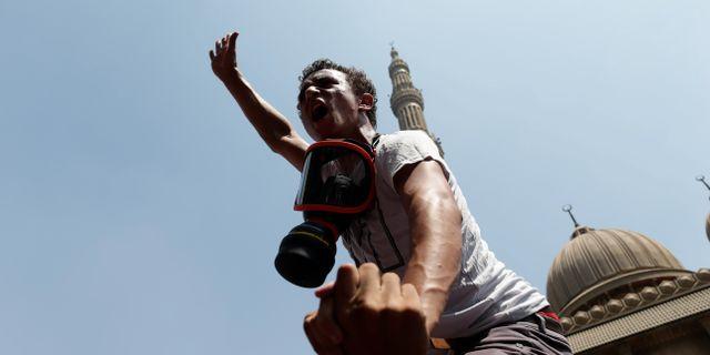 Egypten vill ha mer gulfolja