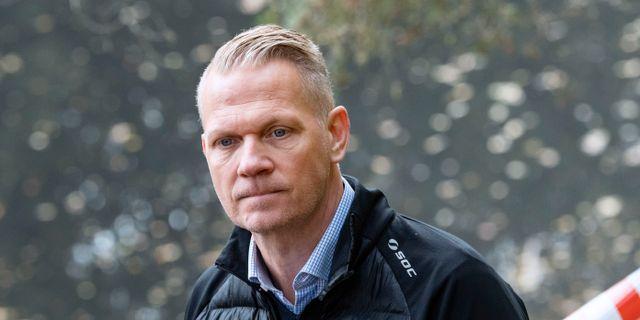 Bo Lundqvist, chef på polisens Kalla fall-grupp i region Syd. Johan Nilsson/TT / TT NYHETSBYRÅN