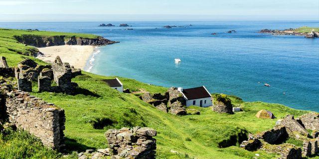 Great Blasket Island. Shutterstock