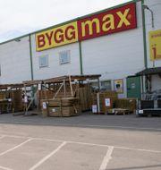 Byggmax i Enköping.  Fredrik Sandberg/TT / TT NYHETSBYRÅN