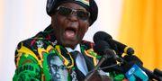 Robert Mugabe. ZINYANGE AUNTONY / AFP