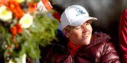 Anna Holmlund invigde Alnö skidklubb i Sundsval i lördags. Mats Andersson/TT / TT NYHETSBYRÅN
