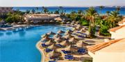 Många hotell i turistorten Sharm El Sheik kämpar för att fylla sina rum. Istock
