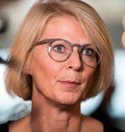 Elisabeth Svantesson. Amir Nabizadeh/TT / TT NYHETSBYRÅN