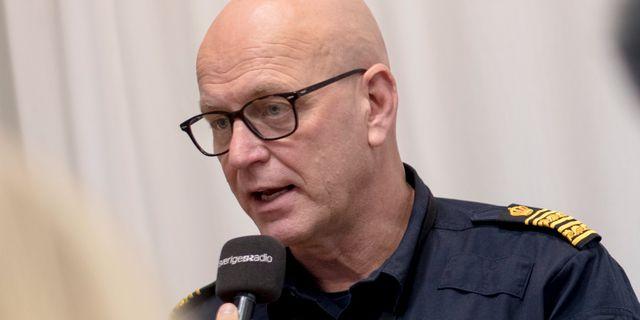 Erik Nord.  TT NYHETSBYRÅN