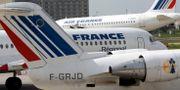 Air France-plan i Paris. Arkivbild. Christophe Ena / AP