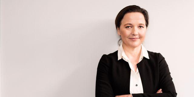 Caroline Söder, vd på Trygghetsfonden TSL. Eva Lindblad