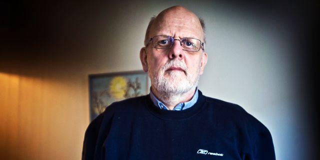 Thomas Quick, numera Sture Bergwall.  Yvonne Åsell / SvD / TT / TT NYHETSBYRÅN