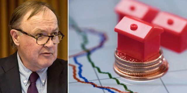 Tidigare centralbankschefen Urban Bäckström. CHRISTINE OLSSON / SCANPIX / SCANPIX SWEDEN/TT