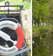 Rätt utrustning gjorde att Janne kunde rädda livet på kvinnan som ramlat i vattnet. Jan Eriksson