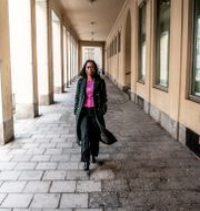Arkivbild: Liberalernas partiledare Nyamko Sabuni Malin Hoelstad/SvD/TT / TT NYHETSBYRÅN