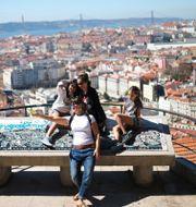 Lissabon.  Francisco Seco / TT NYHETSBYRÅN