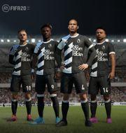 FIFA 20. PRESS