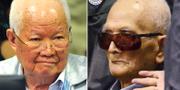 Khieu Samphan och Nuon Chea. TT