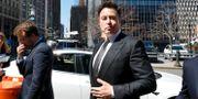 Elon Musk.  Richard Drew / TT NYHETSBYRÅN