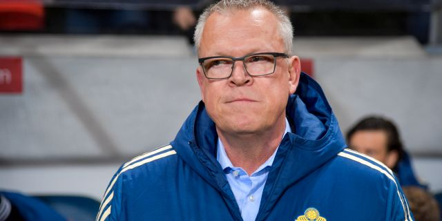 Janne Andersson.  Anders Wiklund/TT / TT NYHETSBYRÅN