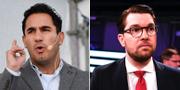 Civilministern kritiserar SD:s vårdpolitik Björn Lindgren TT/Pontus Lundahl TT