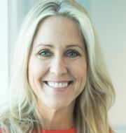 Christina Sahlberg.  Pressbild. TT