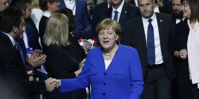 Angela Merkel  TT