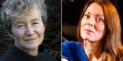 Ellen Mattson och Anne Swärd.  Kristin Lidell/Henric Tiselius. / Albert Bonniers förlag