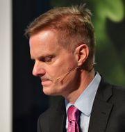 Swedbanks vd och koncernchef Jens Henriksson. Arkivbild. Jonas Ekströmer/TT / TT NYHETSBYRÅN