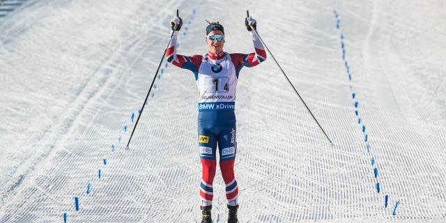 FREDRIK VARFJELL / BILDBYR N NORWAY