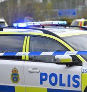 Polis. Henrik Montgomery/TT / TT NYHETSBYRÅN