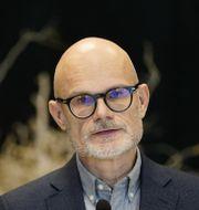 Västra Götalandsregionens smittskyddsläkare Thomas Wahlberg.  Björn Larsson Rosvall/TT / TT NYHETSBYRÅN