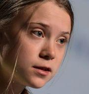 Greta Thunberg.  CRISTINA QUICLER / AFP