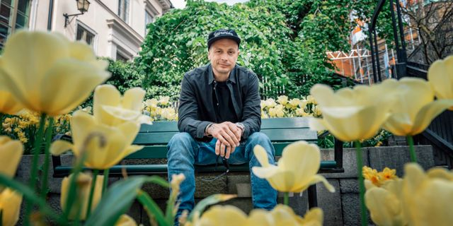 Arkivbild, Petter Alexis Askegren. Stina Stjernkvist/TT / TT NYHETSBYRÅN