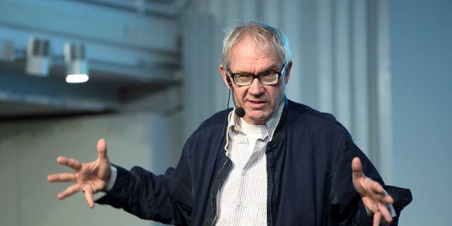 Lars Vilks.  Henrik Montgomery/TT / TT NYHETSBYRÅN
