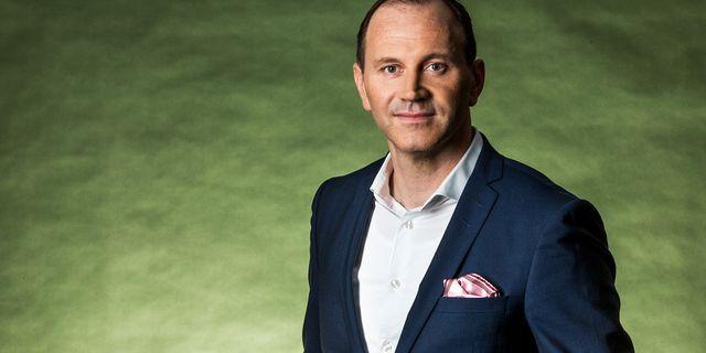 Jonas Eriksson Pressbild, SVT