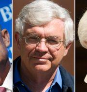 Jerome Powell, John Taylor, Janet Yellen TT
