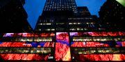 Lehman Brothers var en av USA:s största investmentbanker, innan den föll.  MARK LENNIHAN / TT NYHETSBYRÅN