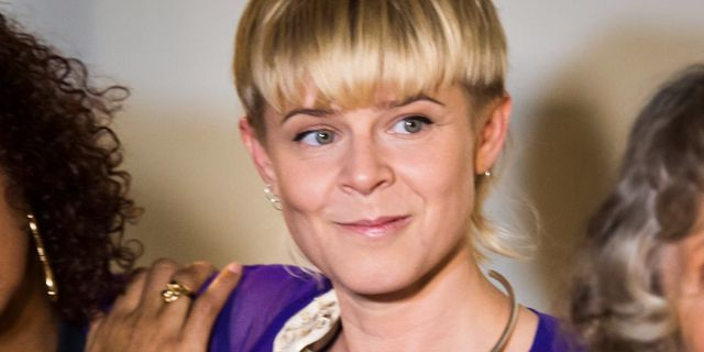 Persson slar tillbaka mot ylva johanssons kritiker