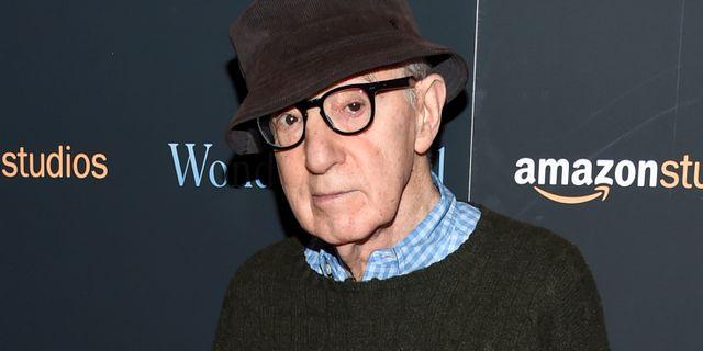 Woody Allen. Evan Agostini / TT NYHETSBYRÅN