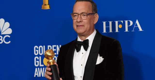 Tom Hanks. Chris Pizzello / TT NYHETSBYRÅN