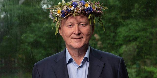 Leif Östling. Sveriges Radio.