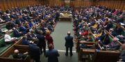Brittiska parlamentet. House of Commons / TT NYHETSBYRÅN