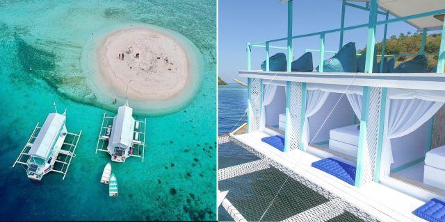 Le Pirate Resort är ett drömboende från 300 kronor natten. Instagram / lepirate.com