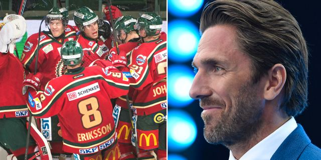 Arkivbilder på Frölunda och Lundqvist TT