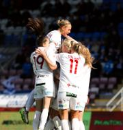 Arkivbild, FC Rosengård 2019. PER KARLSSON / BILDBYRÅN