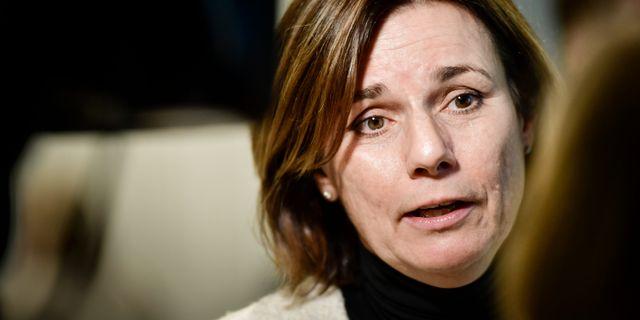 Isabella Lövin Stina Stjernkvist/TT / TT NYHETSBYRÅN