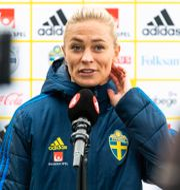 Fridolina Rolfö. MATHIAS BERGELD / BILDBYRÅN