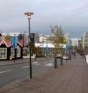 Arkivbild, Reykjavik. JANERIK HENRIKSSON / TT / TT NYHETSBYRÅN