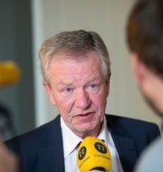 Advokat Eric Widner. Patric Söderström / TT / TT NYHETSBYRÅN