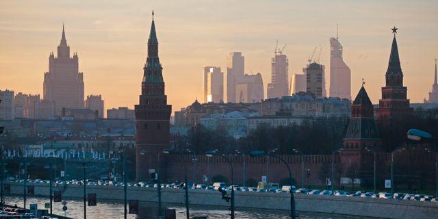 Arkivbild från Moskva.  Mikhail Metzel / TT NYHETSBYRÅN/ NTB Scanpix