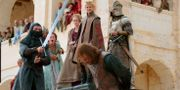 """Scen ur första säsongen av """"Game of Thrones"""".  TT NYHETSBYRÅN"""