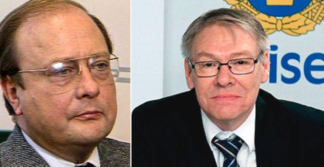 Stig Engström/Krister Petersson.  TT