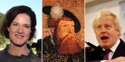 Kinberg Batra, målning av Vasa, Johnson TT